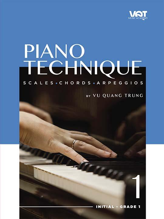 Piano Technique Initial - Grade1 Book 1