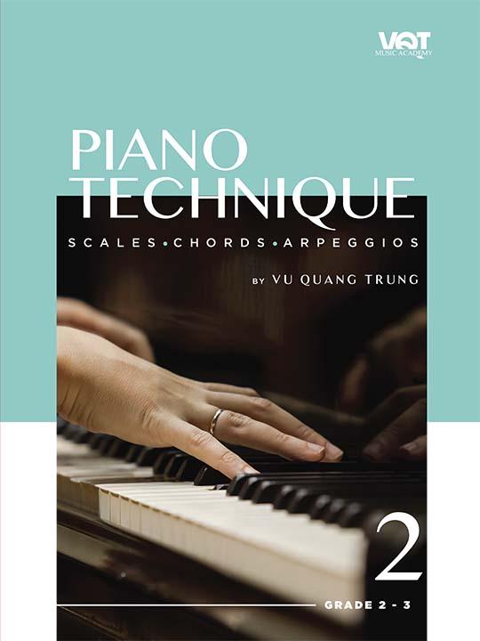 Piano Technique Grade 2 - 3 Book 2