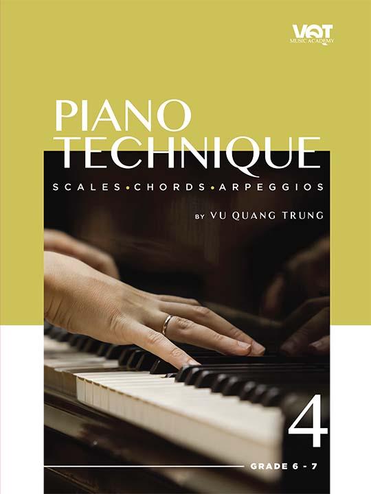 Piano Technique Grade 6 - 7 Book 4