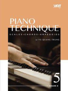 Piano Technique Grade 8 Book 5