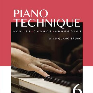 Piano Technique Grade 9 Book 5