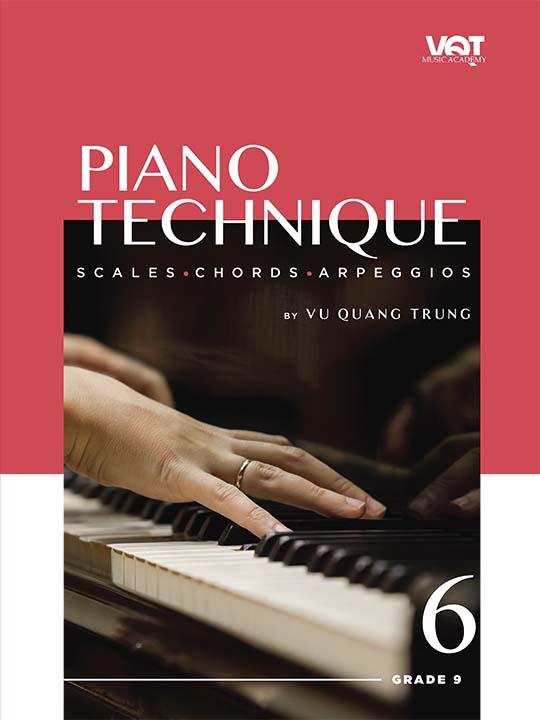Piano Technique Grade 9 Book 5