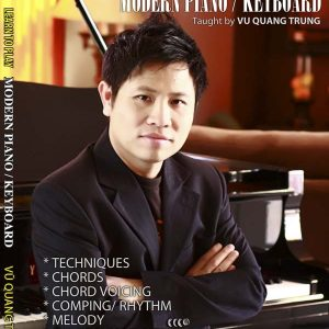 Learn to play - Modern Piano/Keyboard